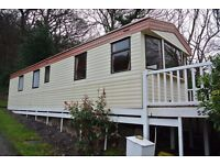 **LOVELY 3 BEDROOM STARTER CARAVAN HOLIDAY HOME FOR SALE AT LIDO BEACH HOLIDAY PARK**