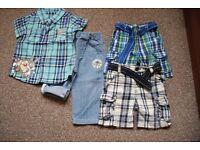 Boys clothes size 9-12 mobths