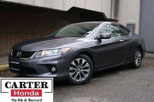 2014 Honda Accord EX-L-NAVI CPE + NO ACCIDENTS + MUST GO!!