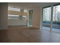 Luxury bright, spacious and brand new two bed two bath apartment at Kidbrooke Village to let
