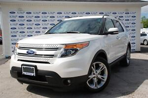 2014 Ford Explorer Limited 4X4 *Leather*Panoramic Roof*