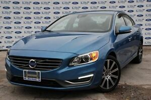 2014 Volvo S60 T6*AWD*MoonRoof*Leather*Heated Seats