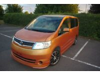 Nissan Serena 2.0 auto in beautiful condition