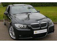 £0 DEPOSIT FINANCE**(58) BMW 3 Series 3.0 325d M Sport 4dr FSH** BMW + 1 OWNER PART EX WELCOME