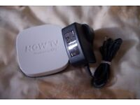 Now TV Box White 2400SK & Ac Adaptor - Replacement