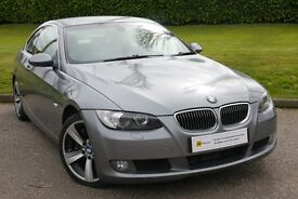 £0 DEPOSIT FINANCE**BMW 3 Series 3.0 330d SE COUPE AUTO STUNNING COLOUR COMBO** PART EX WELCOME