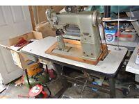 Pfaff POSTBED Industrial Heavy duty sewing machine
