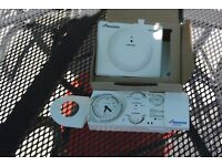 Worcester Bosch time clock and theromostat