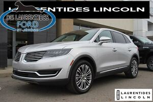 2016 Lincoln MKX ULTRA