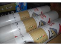 Buildbase Roofing Breather Membrane 50 x 1m (1 roll)