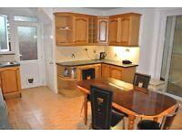 Large ground floor 3 bedroom flat with garden on Bertie Road, Willesden