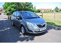 Vauxhall Meriva 2011 1.4 T 16v Exclusiv 5dr (a/c) Free AACover with all our Cars