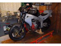Cafe Racer Project, 2001 (51 Reg) Triumph 955 Sprint