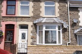 Beautifully Presented 3 bedroom House in Bargoed to Rent