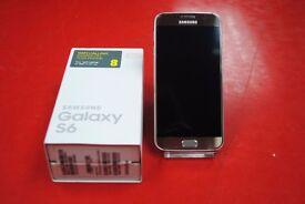 Samsung Galaxy S6 32GB Gold Boxed EE £225
