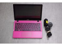 "Acer V3-112P 11.6"" Touch Screen Laptop £140"