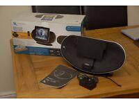 i-Pad Speaker & Docking Statio