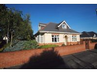 4 Bedroom bungalow to rent in Redhill, Bournemouth!