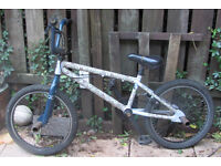 Three BMX Bikes Job Lot £30.00 All working or could be used for spares
