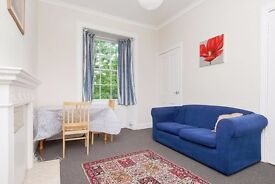 Spacious 2 bedroom flat with new carpets and excellent storage near West End available NOW – NO FEES