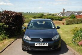 Volkswagen VW Golf Match 1.6 TDI 2010