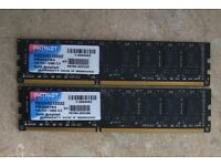 Patriot PSD34G13332 Signature DDR3 2x4GB (CL9 PC-10666, 1333MHz)