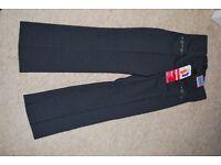 Brand new, M & S grey girls school trouser - age 5-6