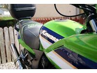 Kawasaki ZR7S - Rare Colours
