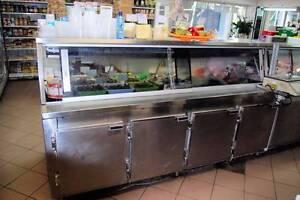 Deli Fridges, Display Fridges, Sandwich shop butcher fridges. Burwood Burwood Area Preview