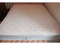 NEW PRICE: Double Divan bed - very good condition