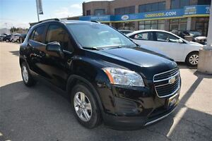 2013 Chevrolet Trax LT, POWER SUNROOF, LEATHER/CLOTH, BLUETOOTH