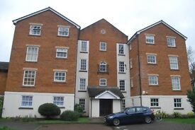 A BEAUTIFUL 1 BEDROOM FLAT IN A PRIVATE GATED DEVELOPMENT WITH PARKING AND COMMUNAL GARDEN