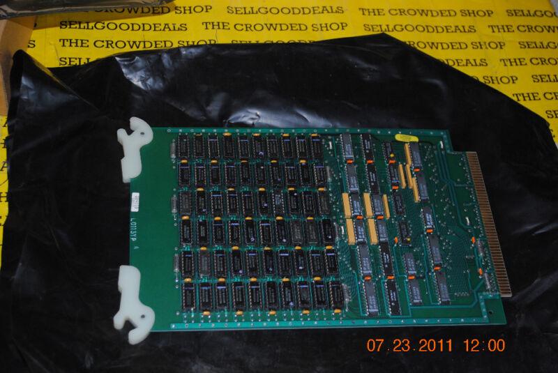 Foxboro L0113YP Memory Control Card