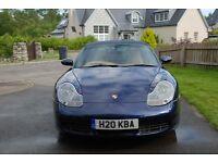 Porsche Boxster 3.2 986 S Convertible Tiptronic S 2dr £8000