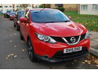 Nissan, QASHQAI, Hatchback, 2015, Manual, 1461 (cc), 5 doors