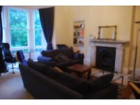 Lovely three double bedroomed flat near Meadows