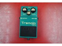 Boss Tremolo TR-2 Guitar Pedal £70