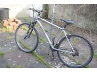 bike MEN LARGE IN GOOD CONDITION SOME SMALL RUST BICYCLE CYCLE PINACLE