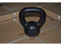 Brand New Black Painted Kettlebells 4KG - 32KG - £1.50/kg (Weights Gym)