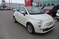 2012 Fiat 500 Lounge, CABRIOLET