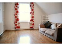 Stoke Newington, great large two bed flat - Available July