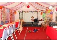 TOM`S MARQUEES, GAZEBOS, PARTY TENTS FOR HIRE