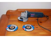 Bosch professional 115mm angle grinder