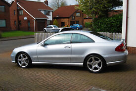 2005 Mercedes-Benz CLK 2.1 CLK220 CDI Sport 2dr EXCELLENT CONDITION, Full Service History