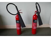 5kg CO2 Fire Extinguisher with plastic direction nozzle
