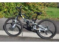 Boys Apollo Ridge Mountain Bike