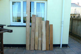 South America & African Mahogany Timber