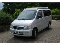 Mazda Bongo Friendee - 2000 model shape - Full Conversion - Automatic - 1998cc - Petrol.