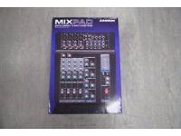 Samson MXP124 Compact 12-Input Stereo Mixer £70