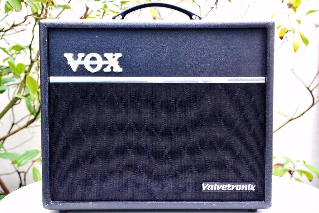Vox VT20+ Valvetronic Modeling Amp like AD15VT AD30VT Marshall Very Good Condition